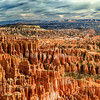 View From Inspiration Point in Bryce