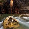 The Narrows in Zion