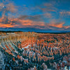 Sunrise at Bryce Point