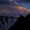 Sunrise on K2. Karakoram Himalayas, Paksitan