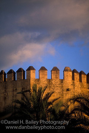 The Alcazar, Cordoba, Spain