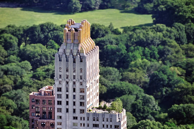 Some Swanky Apts Overlooking Central Park