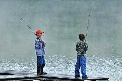 Morning Fishing May 29, 2009