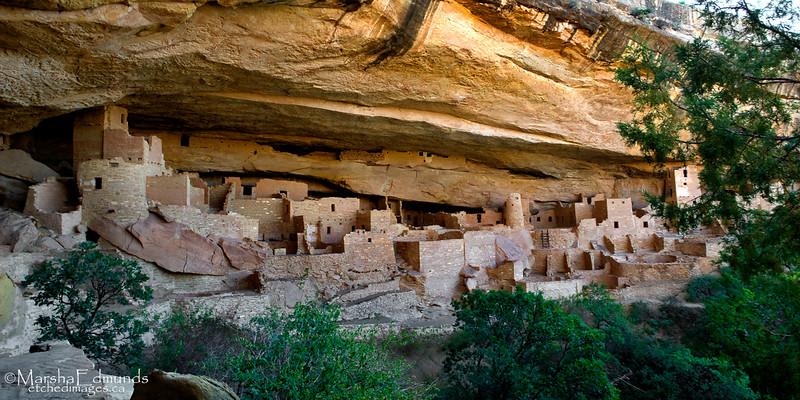 Cliff Palace at Mesa Verde National Park, Colorado