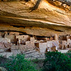 Cliff Palace at Mesa Verde National Park, Colorado