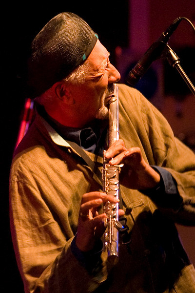 Charles Lloyd photo - The Montgomery County Community College 2007