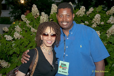 Cindy Blackman and Larry Young, Jr. - 2010 Dupont Clifford Brown Jazz Festival