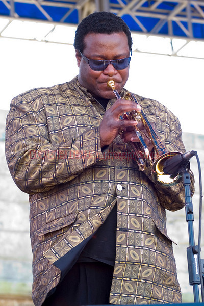 Wallace Roney photo - The 2006 JVC Newport Jazz Festival