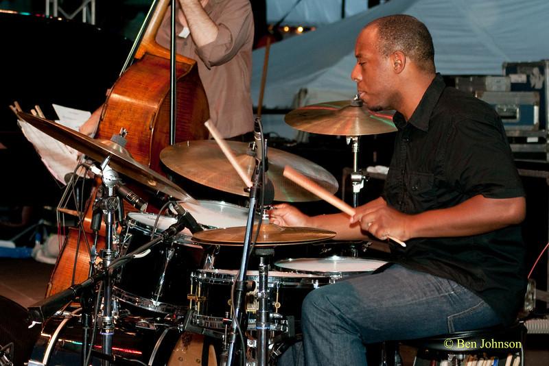 E. J. Stickland photo - The 2010 Dupont Clifford Brown Jazz Festival