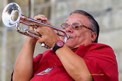 Arturo Sandoval photo - The 2006 JVC Newport Jazz Festival