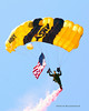 The Goldent Knights photo - The 2009 Atlantic City Air Show