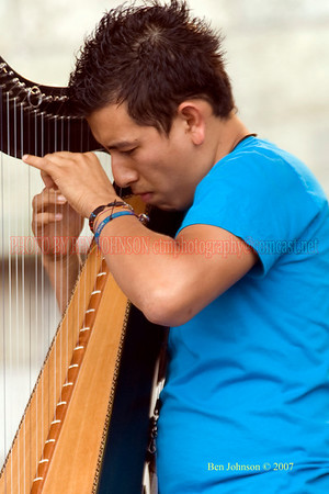 Edmar Casteneda - The 2007 JVC Newport Jazz Festival