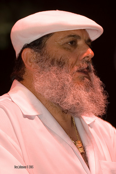 Pancho Sanchez photo - 2006 Clifford Brown Jazz Festival