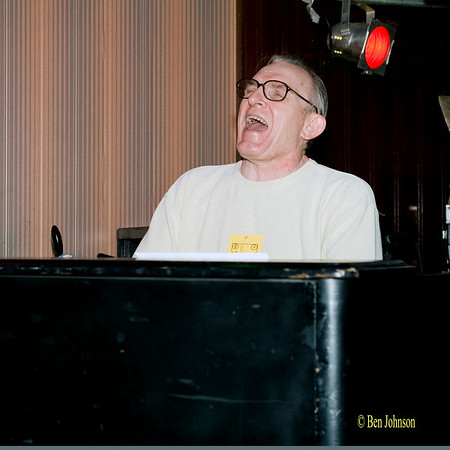 Gene Ludwig Photo - Peforming at The 2005 Cape May Jazz Festival