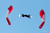 Canadian Skyhawk Jumpers - performing at The 2011 Atlantic City Air Show, August 17, 2011