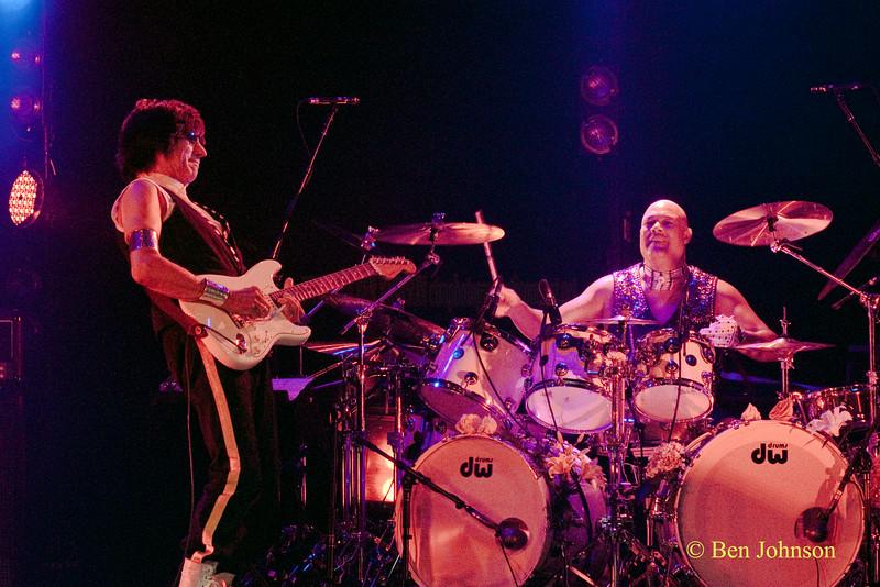 Jeff Beck and Narada Michael Walden photo - <br /> The Borgata Hotel