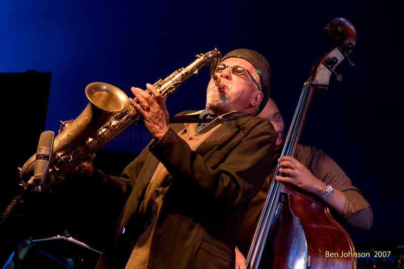 Charles Lloyd -  Montgomery County Community College 2007