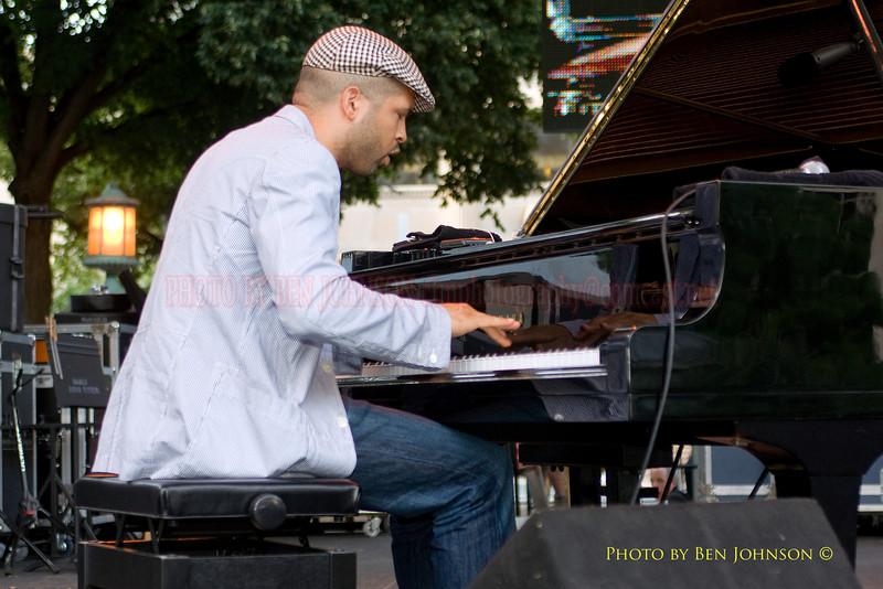 Jason Moran Photo - 2009 Dupont Clifford Brown Jazz Festival