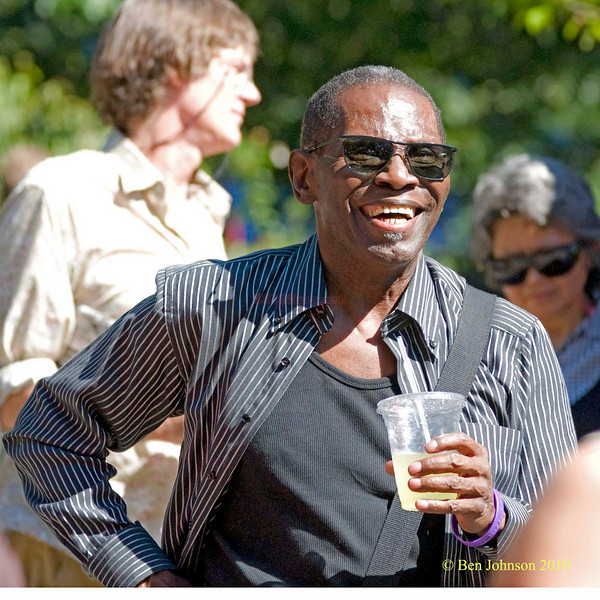 George Cables Photo - The 2010 Charlie Parker Jazz Festival held in Tompkins Square Park Featuring Vijay Iyer, The Cookers and Catherine Russell