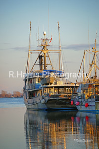 Steveston Fishing Boat