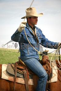 Roy Lutts Baker, Montana 2007