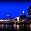 Roberto Clemente Bridge, Pittsburgh PA