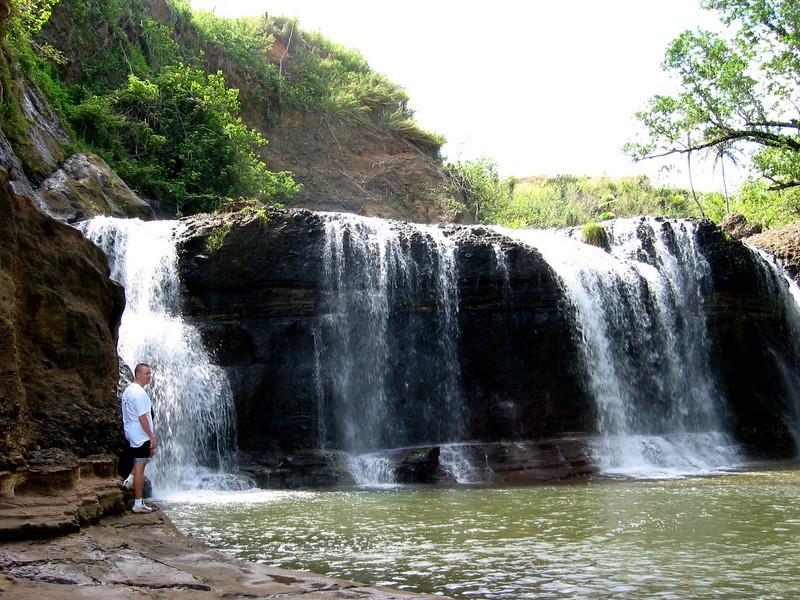 Talafofo Falls, Guam