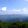 Panorama View from Spruce Knob, WV