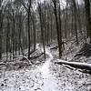 Raccoon Creek State Park - A very nice running trail