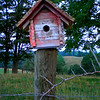 Dad's Birdhouse