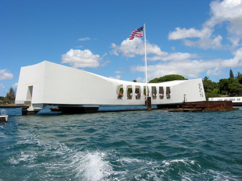 Pearl Harbor, Oahu Hawaii
