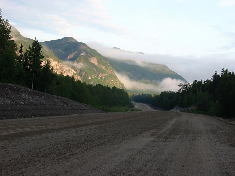 Alaskan Highway, British Columbia