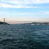 Bosphorus Bridge, Istanbul Turkey - Connecting Europe and Asia