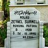 My wife's Father,  Zeynel Surmeli - Istanbul Turkey