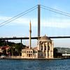 Bosphorus Bridge, Istanbul Turkey