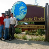Dalton Highway, Alaska - My Dad, Son, and Me