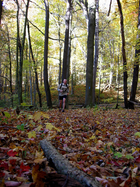 Trail Running - Raccoon Creek State Park
