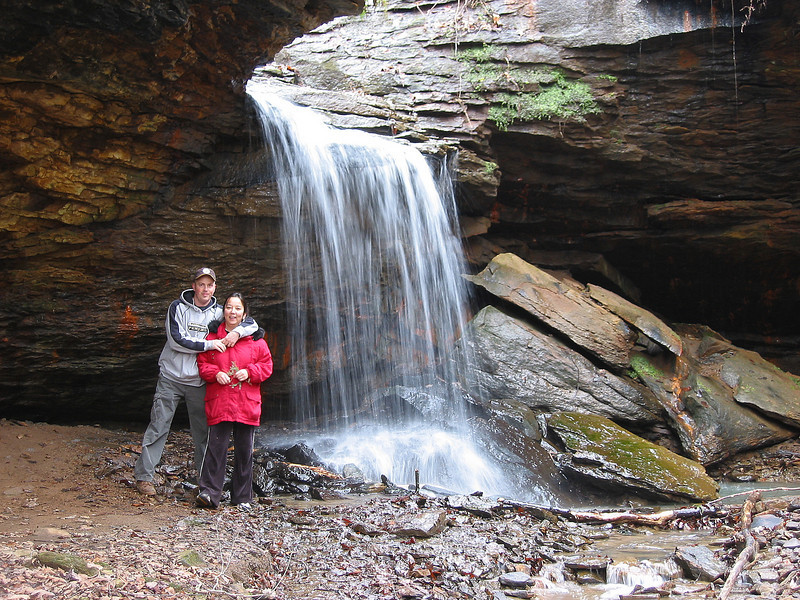 Raccoon Creek State Park, PA - Me and the Wife