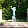 Grave of Bernheim, Bernheim Forrest Park KY