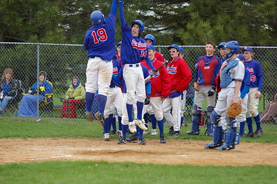 Home run congratulations!
