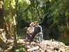 In the jungle of Costa Rica, 2000