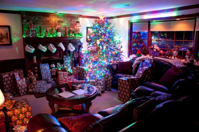Christmas 2010.