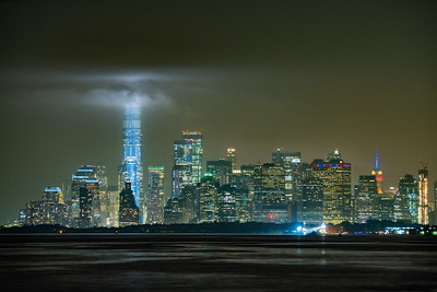 911 Tribute Light 2018