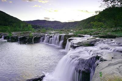 Sandstone Falls WV