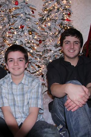 David...John...Christmas 2014