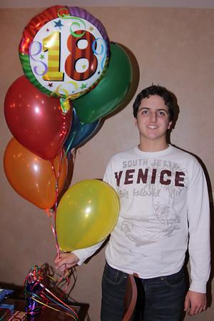Happy 18th Birthday John...