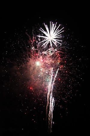 Fireworks...Naples Pier