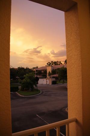 Sunset...Naples