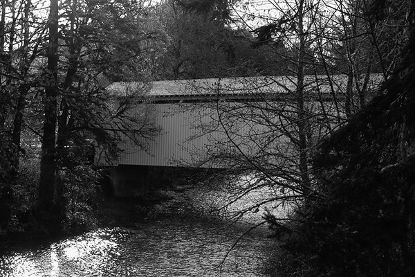 selected- covered bridges
