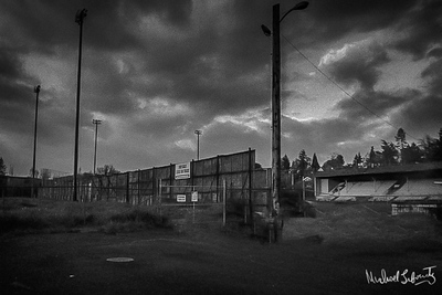 end of the season Civic stadium (1 of 1)